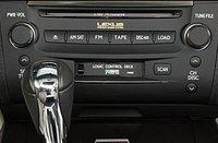 2011 Lexus GS 460, Sound System., interior