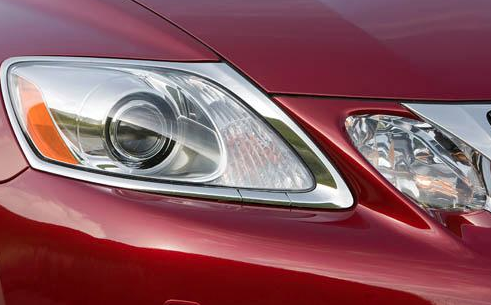 2011 Lexus GS 460, Head light. , manufacturer, exterior