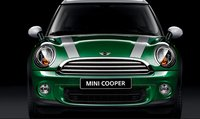 2011 MINI Cooper Clubman, Front View. , exterior, manufacturer