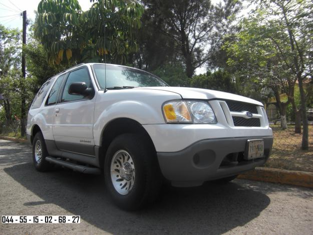 picture of 2001 ford explorer sport 2 dr std suv exterior. Cars Review. Best American Auto & Cars Review