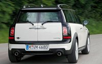 2011 MINI Cooper Clubman, Back quarter view. , exterior, manufacturer