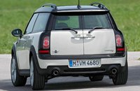 2011 MINI Cooper Clubman, Back View., exterior, manufacturer