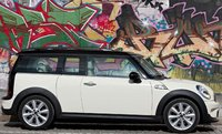 2011 MINI Cooper Clubman, Side View., exterior, manufacturer