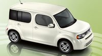 2011 Nissan Cube, Side View., exterior, manufacturer