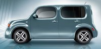 2011 Nissan Cube, Side View. , manufacturer, exterior