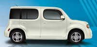 2011 Nissan Cube, Side View., manufacturer, exterior