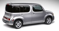 2011 Nissan Cube, Side View. , exterior, manufacturer