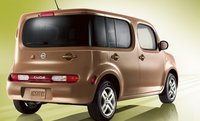 2011 Nissan Cube, Back View., exterior, manufacturer