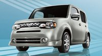 2011 Nissan Cube, Front View. , exterior, manufacturer