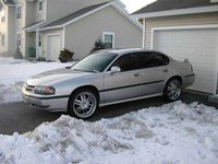Picture of 2000 Chevrolet Impala LS FWD, exterior, gallery_worthy