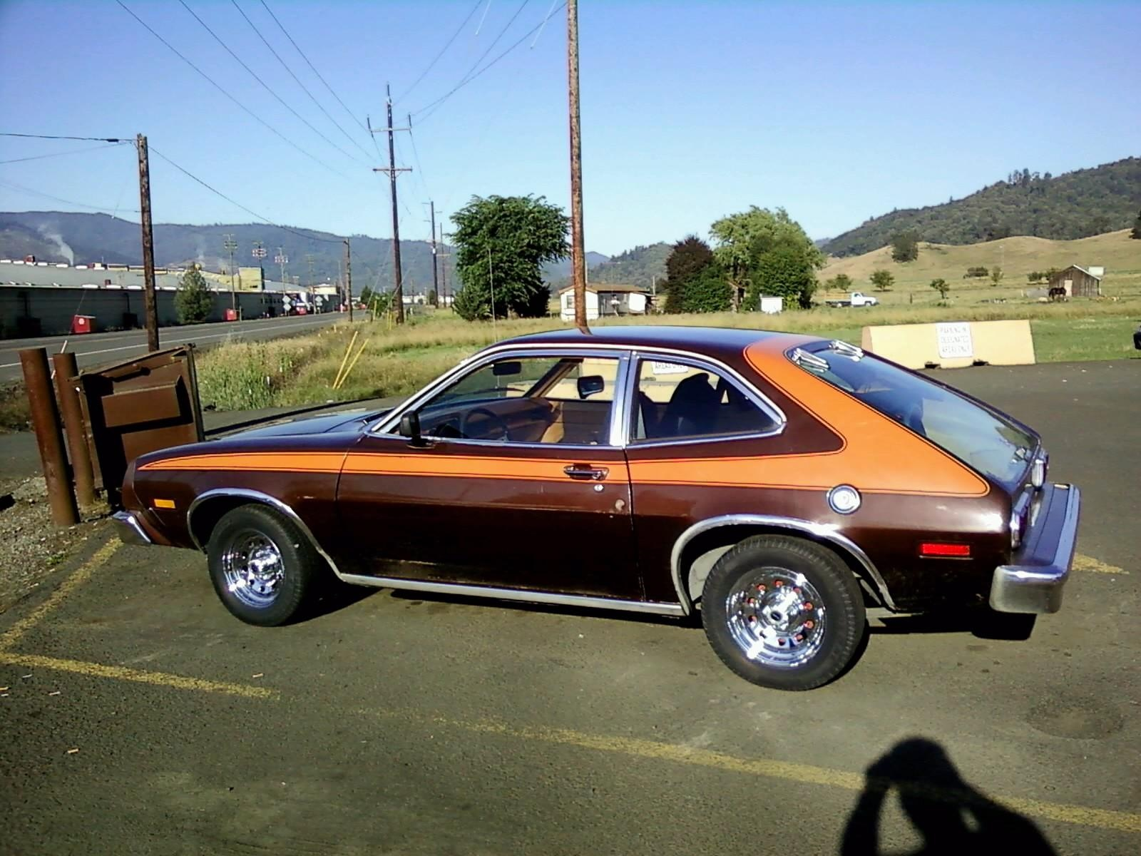 1978 ford pinto overview cargurus