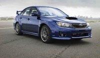 2011 Subaru Impreza WRX STi, Front View. , exterior, manufacturer
