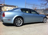 Picture of 2005 Maserati Quattroporte 4 Dr STD Sedan, exterior