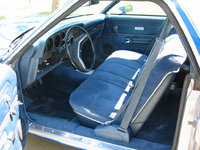 1977 Ford Ranchero picture, interior