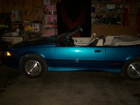 Picture of 1992 Chevrolet Cavalier Z24 Convertible FWD, exterior, gallery_worthy