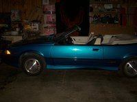 Picture of 1992 Chevrolet Cavalier Z24 Convertible, exterior