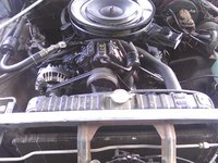 1972 Plymouth Fury picture, engine