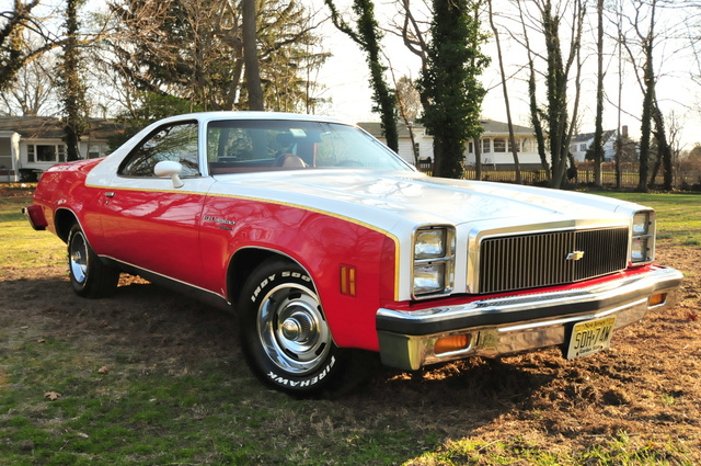 Picture of 1977 Chevrolet El Camino, exterior