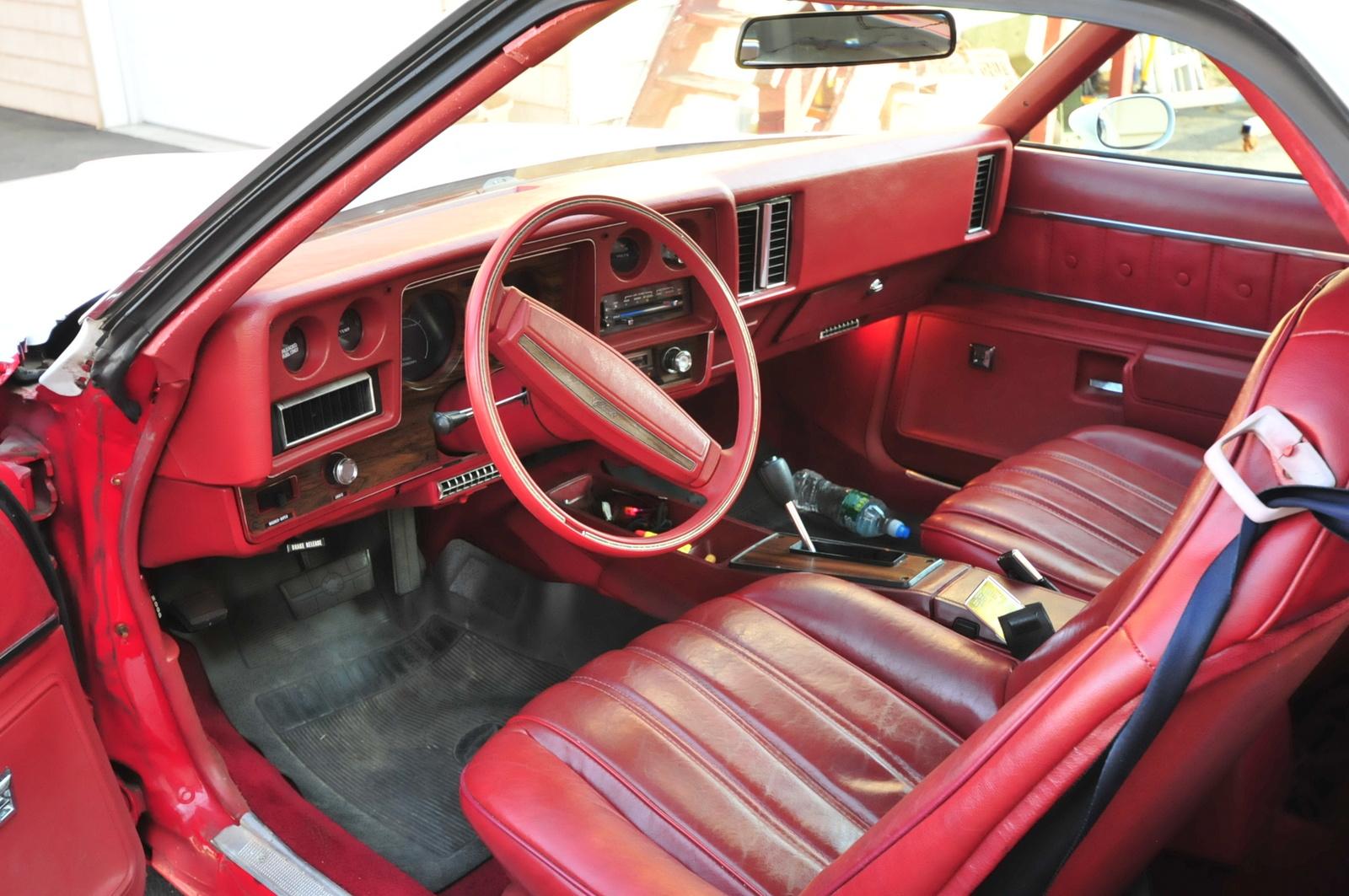 1977 Chevrolet El Camino Interior Pictures Cargurus