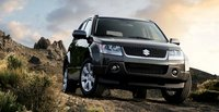 2011 Suzuki Grand Vitara Overview