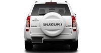 2011 Suzuki Grand Vitara, Back View. , exterior, manufacturer