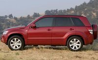 2011 Suzuki Grand Vitara, Side View. , exterior, manufacturer