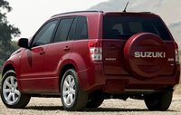 2011 Suzuki Grand Vitara, Back quarter view. , exterior, manufacturer
