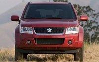 2011 Suzuki Grand Vitara, Front View. , exterior, manufacturer