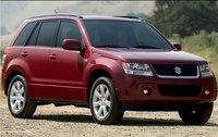 2011 Suzuki Grand Vitara, Front quarter view. , exterior, manufacturer