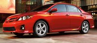 2011 Toyota Corolla, Side View. , exterior, manufacturer