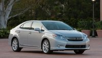 2011 Lexus HS 250h Picture Gallery