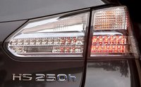 2011 Lexus HS 250h, Tail light., exterior, manufacturer