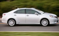 2011 Lexus HS 250h, Side View. , exterior, manufacturer