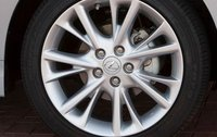 2011 Lexus HS 250h, Close-up to tire. , exterior, manufacturer