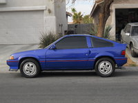 Picture of 1987 Honda Civic CRX, exterior, gallery_worthy