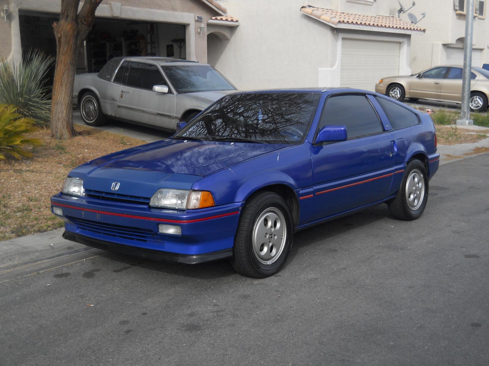 1987 Honda Civic Crx Pictures Cargurus