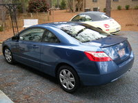 2007 Honda Civic Coupe LX picture, exterior