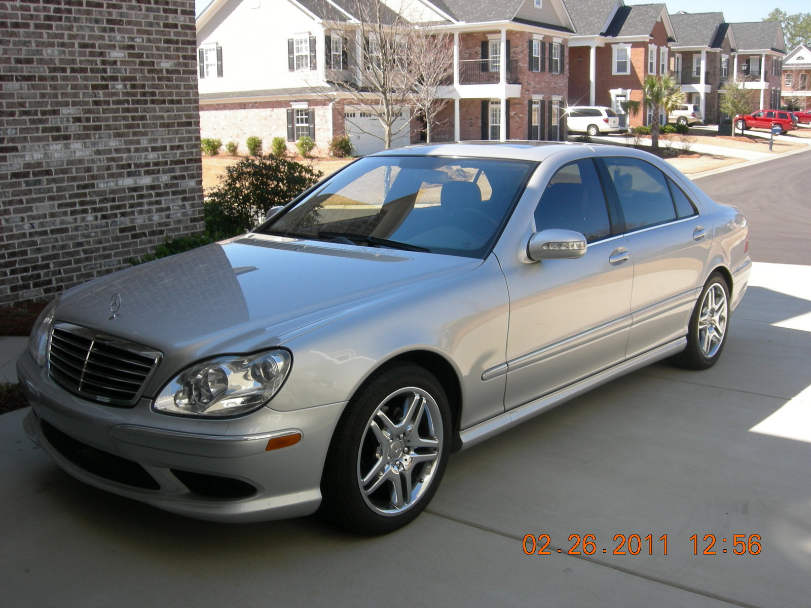 2006 mercedes benz s class pictures cargurus for Mercedes benz s500
