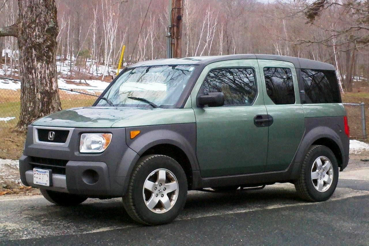 2003 Honda Element Exterior Pictures Cargurus