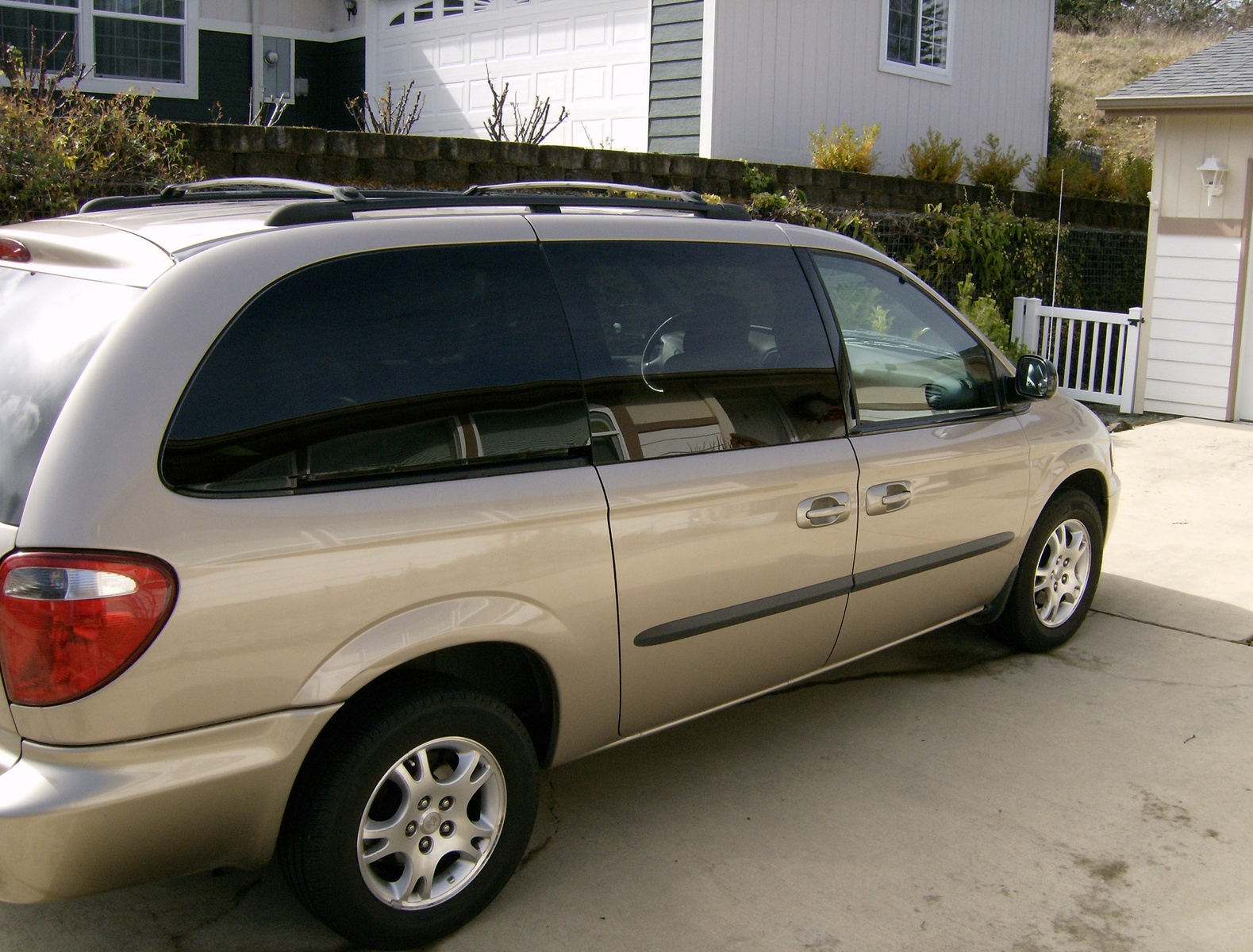 picture of 2003 dodge grand caravan 4 dr sport passenger van extended. Cars Review. Best American Auto & Cars Review