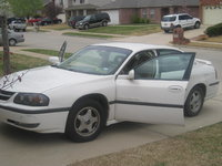 Picture of 2002 Chevrolet Impala, exterior