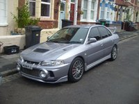 Picture of 1996 Mitsubishi Lancer Evolution, exterior, gallery_worthy