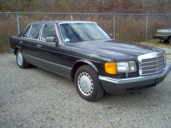 Is there a car you once owned that you still wish you had? 1990_mercedes-benz_560-class_4_dr_560sel_sedan-pic-698169375786003985