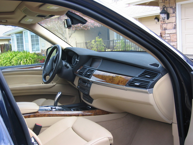 Picture of 2008 BMW X5 3.0si AWD, interior, gallery_worthy