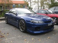 2002 Nissan Silvia Overview