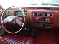 Picture of 1983 Cadillac DeVille, interior, gallery_worthy