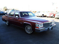 Picture of 1983 Cadillac DeVille, exterior