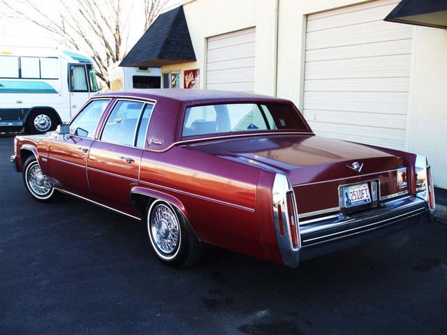 1983 Cadillac DeVille - Pictures - CarGurus