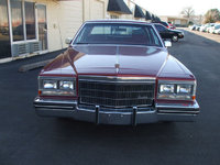 1983 Cadillac DeVille Picture Gallery