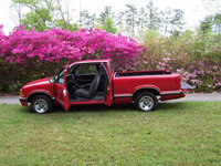 1997 Chevrolet S-10 2 Dr LS Extended Cab SB, Still April 2007, exterior, interior